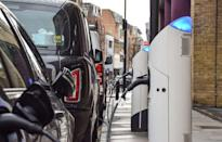 """<p><strong>A U.K. ban</strong> on the sale of diesel- and gas-powered cars is expected to go into effect.</p><p><a href=""""https://www.caranddriver.com/news/a34043831/kia-build-more-evs/"""" rel=""""nofollow noopener"""" target=""""_blank"""" data-ylk=""""slk:Kia expects"""" class=""""link rapid-noclick-resp""""><strong>Kia </strong>expects</a> EVs to account for 40 percent of production.</p><p><strong>Mazda</strong> plans to offer a hybrid or electric variant for every nameplate in its lineup by the end of the year.</p><p><strong>Mitsubishi </strong>plans for 50 percent of its global sales to come from hybrid or electric vehicles.</p><p><a href=""""https://www.caranddriver.com/news/a30613610/subaru-crossover-concept-ev-hybrid-plans/"""" rel=""""nofollow noopener"""" target=""""_blank"""" data-ylk=""""slk:Subaru expects"""" class=""""link rapid-noclick-resp""""><strong>Subaru</strong> expects</a> 40 percent of its global sales to come from hybrid or electric vehicles.</p><p><a href=""""https://www.caranddriver.com/news/a23473534/volkswagen-electric-cars-plans/"""" rel=""""nofollow noopener"""" target=""""_blank"""" data-ylk=""""slk:Volkswagen"""" class=""""link rapid-noclick-resp""""><strong>Volkswagen</strong></a> is targeting 60 percent hybrid or EV sales in the European market.</p>"""
