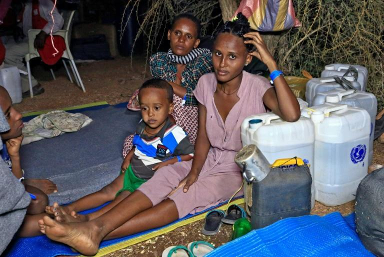 """Ethiopian refugees who fled to Sudan """"are essentially moving with nothing, to nothing,"""" the NRC says"""