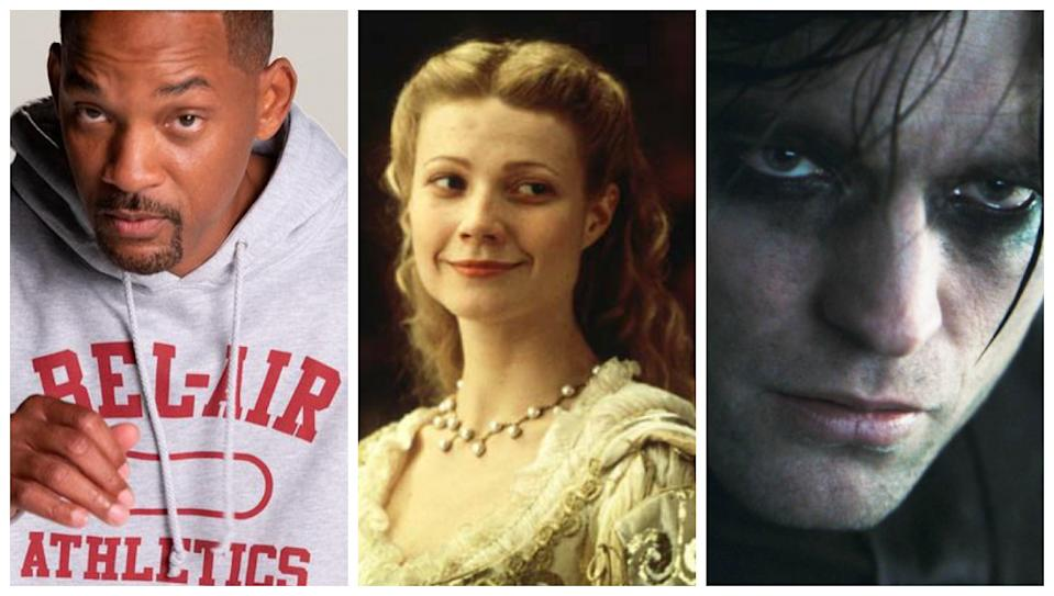 Will Smith, Gwyneth Paltrow e Robert Pattinson: arrogantes ou incompreendidos? (reprodução)