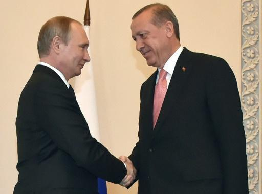 Putin says 'painstaking work' needed to rebuild Russia-Turkey trade ties