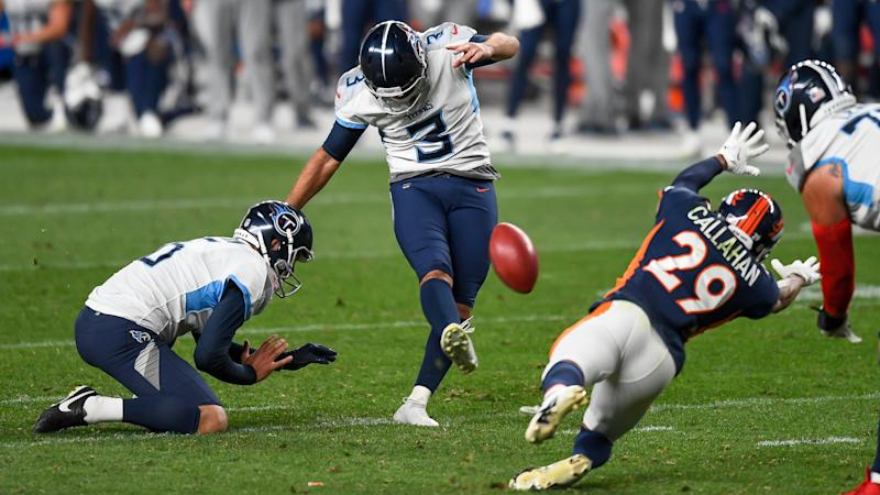 Game-winning Gostkowski 'embarrassed and frustrated' after career-high four missed kicks