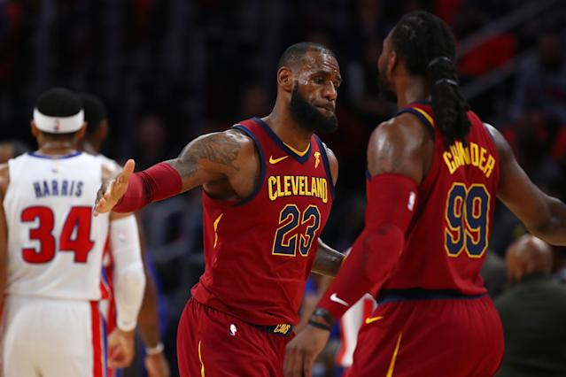 Cavaliers Protected LeBron James Against Pistons—Tyronn Lue Admits It Quietly
