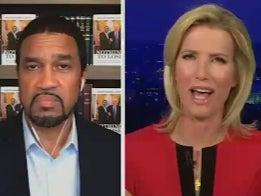 Darrell Scott made the offensive comment while appearing as a guest on Laura Ingraham's Fox News show The Ingraham Angle. (Fox News)