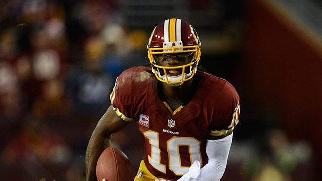 Redskins backup QB Kirk Cousins learns valuable lessons from starter Robert Griffin III