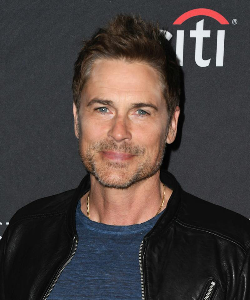 Why Rob Lowe Deleted Tweet About His Honest Hardworking
