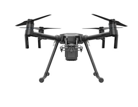 MWC 2017: DJI Launches Matrice 200; More Info at B&H Photo