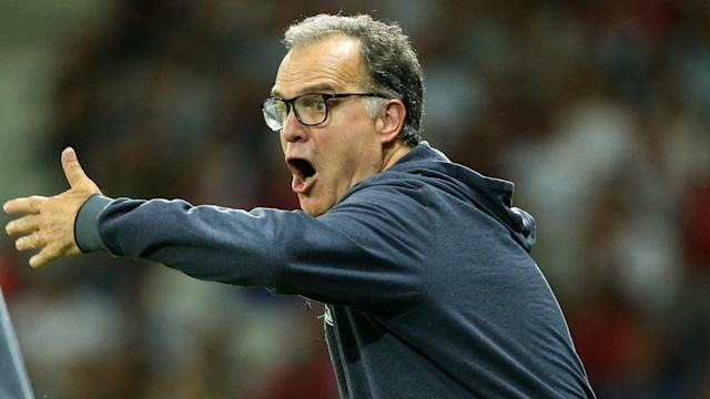 New Leeds United manager Marcelo Bielsa will face Stoke City in his first game in charge, as Frank Lampard faces Reading with Derby County.