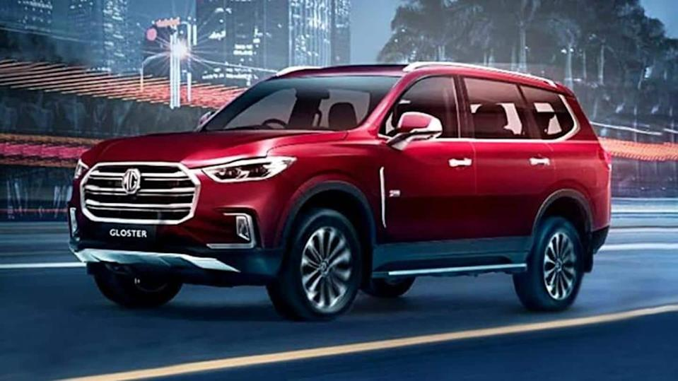 MG Gloster SUV becomes costlier by up to Rs. 80,000
