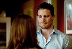 Stephen Amell  | Photo Credits: Cate Cameron/The CW