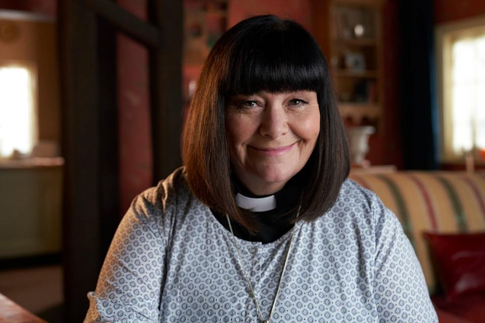 <p>French is bringing back the Vicar of Dibley for some short specials</p>BBC/Tiger Aspect Productions Ltd/Des Willie