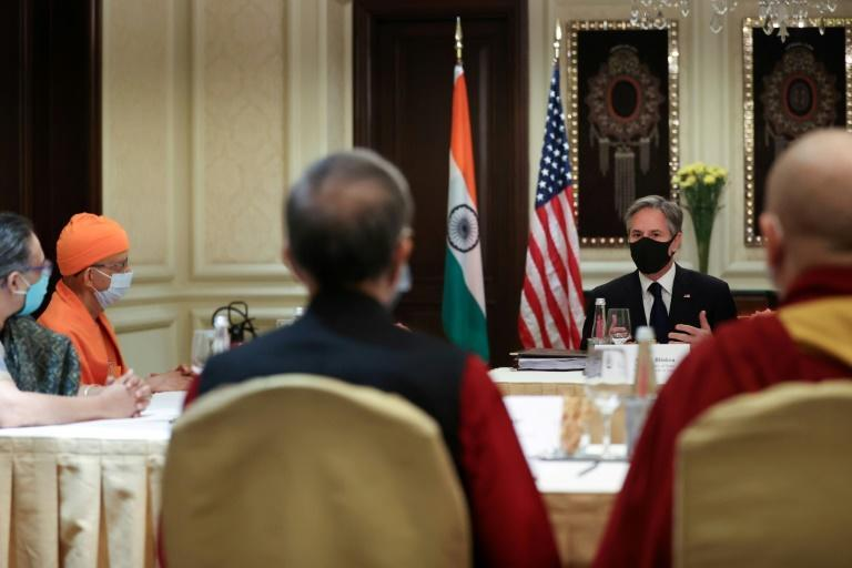 US Secretary of State Antony Blinken is scheduled to meet Prime Minister Narendra Modi during his visit to India
