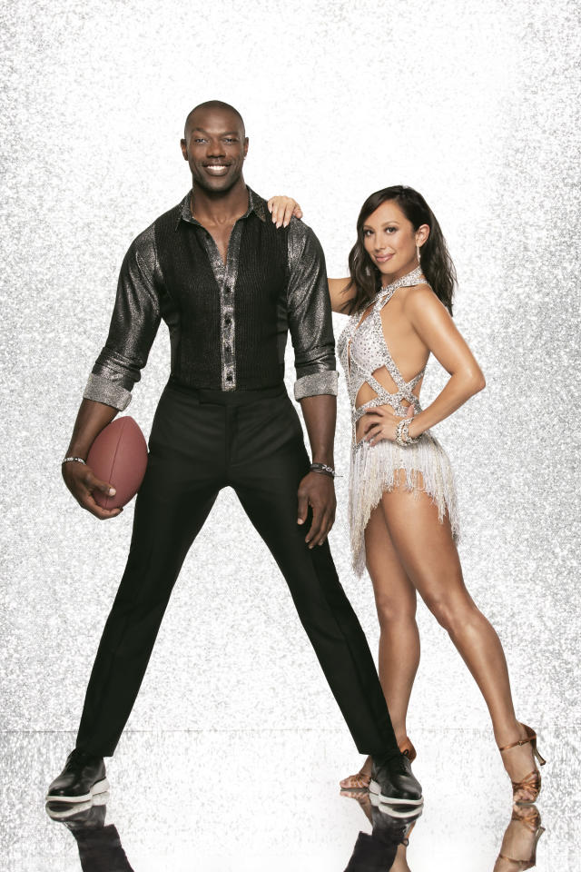 <p>Owens made his name in the NFL, and has since published a childrens' book and a book on fitness. (Photo: ABC) </p>
