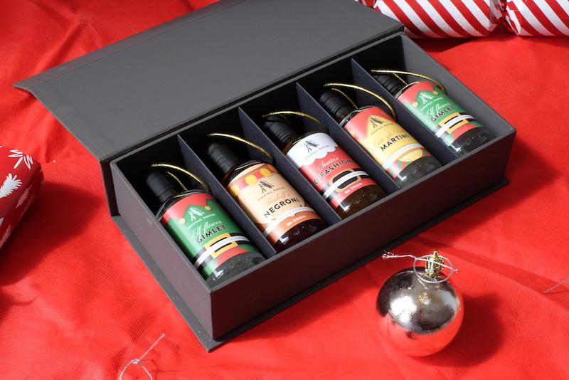 Cocktail Porter's boozy baubles is a perfect merry Christmas present . Photo: Supplied