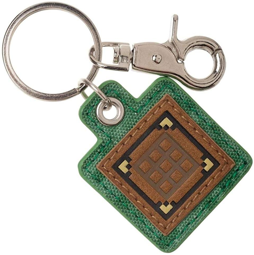 <p>This <span>Minecraft Keychain</span> ($10) is a thoughtful gift they'll use every day.</p>