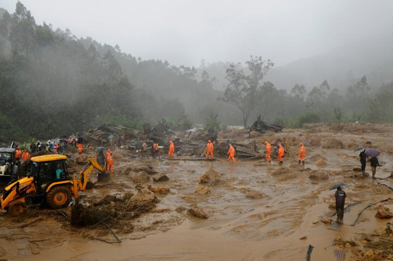 IMD Issues 'Extremely Heavy Rainfall' Warning in 6 Kerala Dists Hours After Idukki Landslide Death Toll Rises to 43