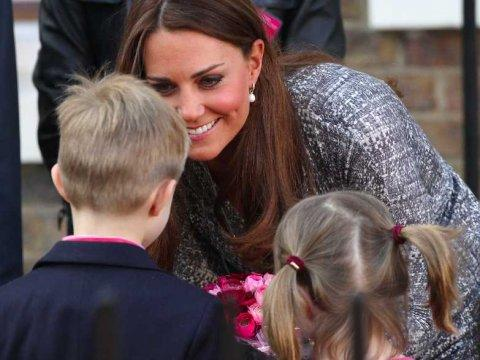 Kate Middleton kids