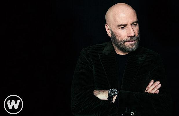 'The Fanatic' Star John Travolta Portraits (Exclusive)