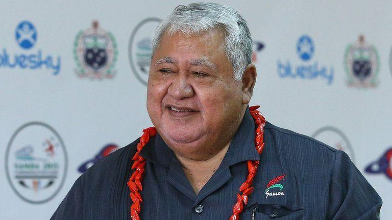 Tuilaepa Sailele Malielegaoi, the world's second-longest service prime minister, is refusing to step down