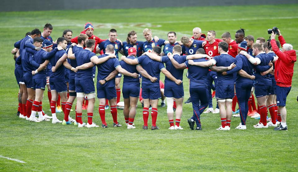 The Lions face South Africa in Saturday's first Test in Cape Town (Steve Haag/PA) (PA Wire)