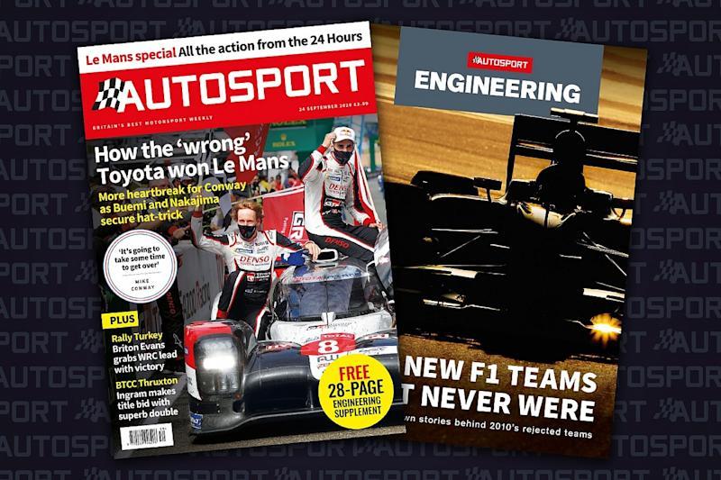 Magazine: Le Mans review and Engineering supplement