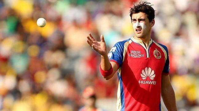 Mitchell Starc should be targeted by RCB.