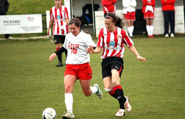Alnwick-born Bronze is another England star who started her footballing journey at Sunderland