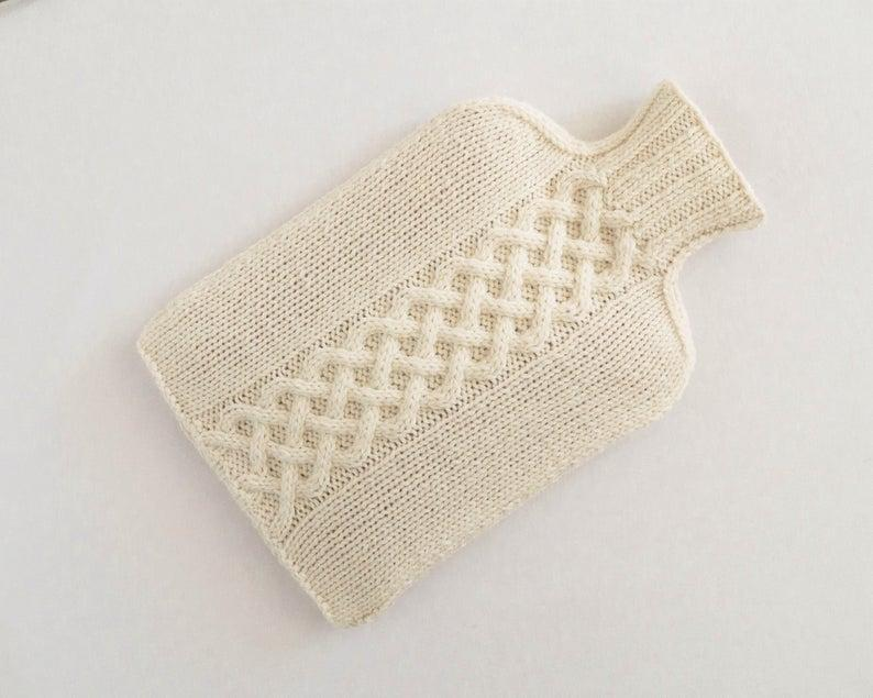 """<p>""""Ever since I saw a knit hot water bottle cover on Instagram, I can't stop thinking I need one. This <span>Hand Knit Hot Water Bottle Cover</span> ($32) from Etsy is a fraction of the price of the designer versions and hand-knit from wool - like a chic sweater for a mundane product. I already know this will be a constant companion this fall and winter."""" - Stephanie Nguyen, senior editor, Branded Content</p>"""