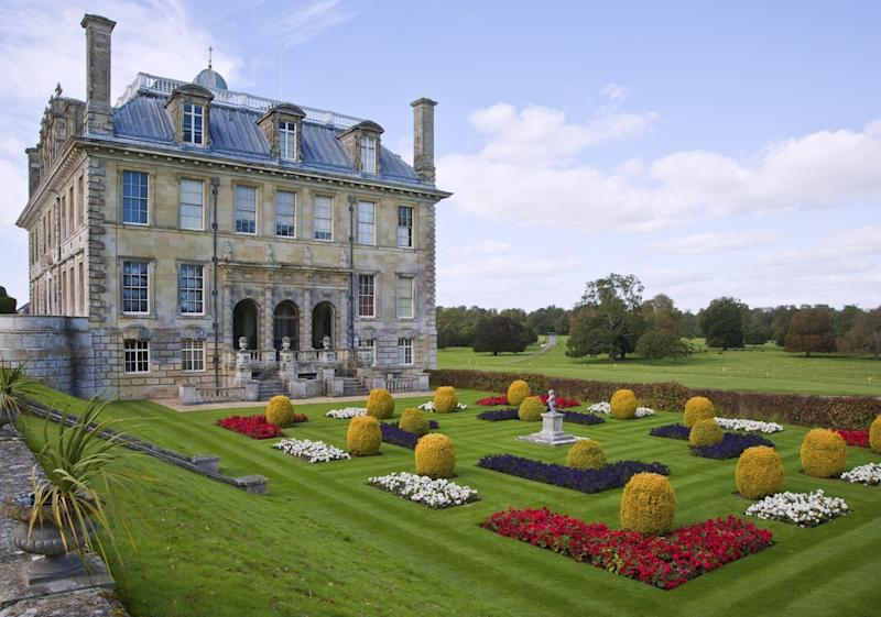 A view toward the country jouse at Kingston Lacy. (Photo by: Loop Images/Universal Images Group via Getty Images)