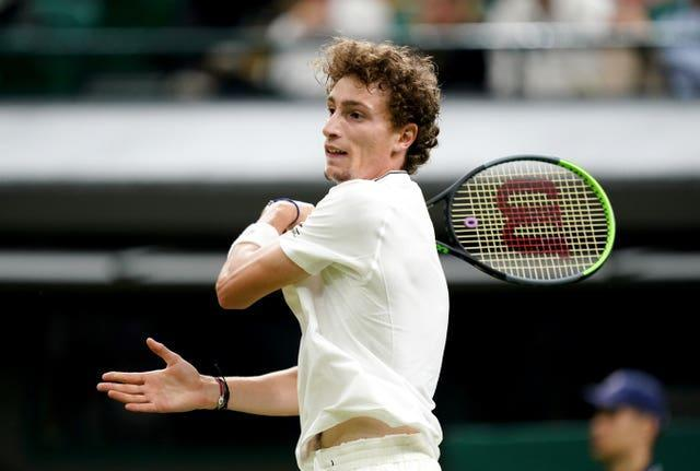 Wimbledon 2021 – Day Two – The All England Lawn Tennis and Croquet Club