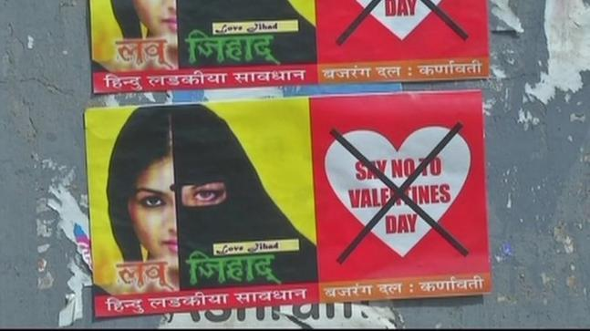 Bajrang Dal also organised several seminars in colleges with the help of Durga Vahini asking young girls not to fall for love jihad.