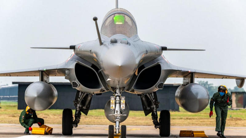 France yet to fulfil technology transfer commitment in India Rafale jet deal