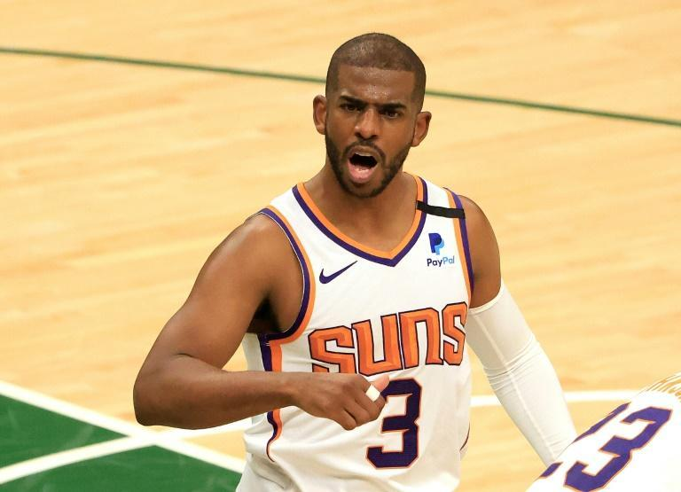 Phoenix Suns guard Chris Paul wants to spark his team after a game three loss when it faces host Milwaukee on Wednesday in game three of the NBA Finals