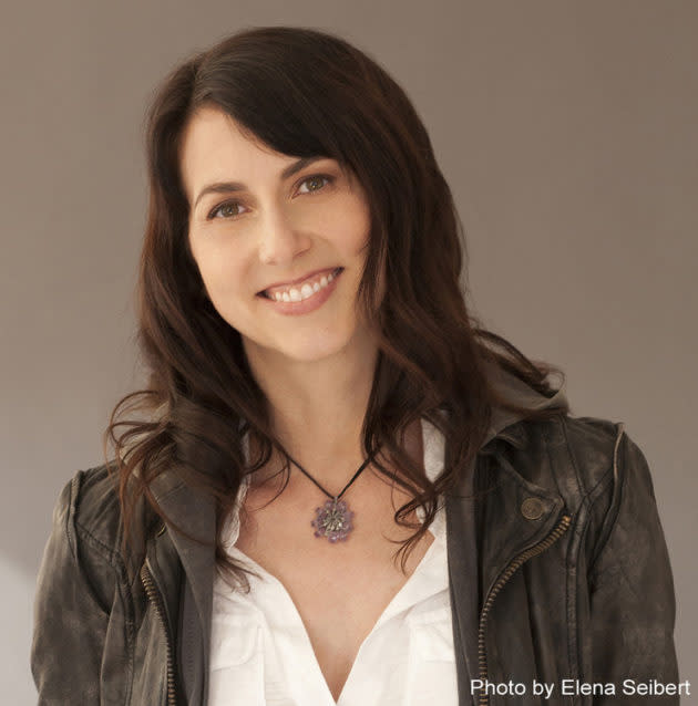 MacKenzie Bezos will donate more than half of her fortune to charity. (Photo via Bystander Revolution)