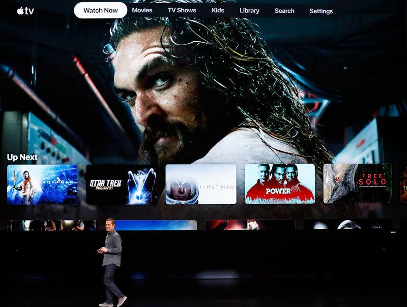 With Disney, Apple about to enter, the streaming wars are just beginning