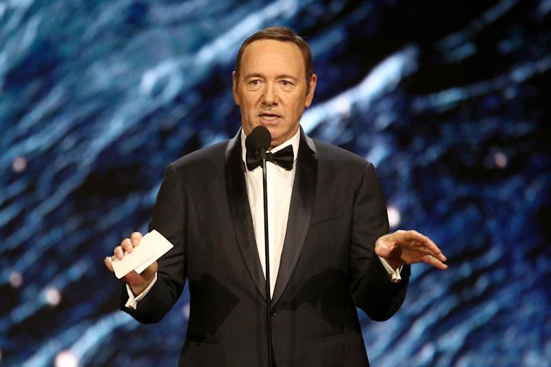 Kevin Spacey: The actor has been accused of sexual misconduct: Getty Images