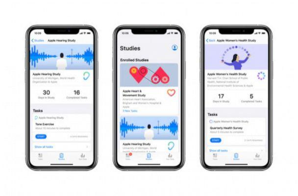 PHOTO: Apple has made participating in research studies a breeze with their new app for Apple Watches that allows people to participate remotely. (Apple)