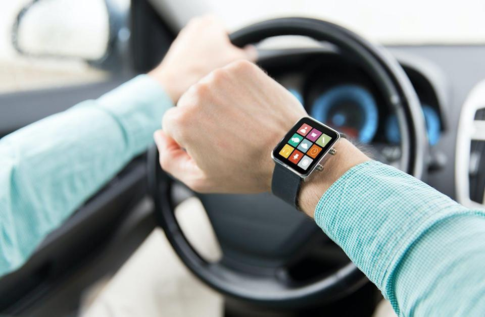 """<span class=""""caption"""">Wearable devices, like smartwatches, are becoming ubiquitous.</span> <span class=""""attribution""""><span class=""""source"""">(Shutterstock)</span></span>"""