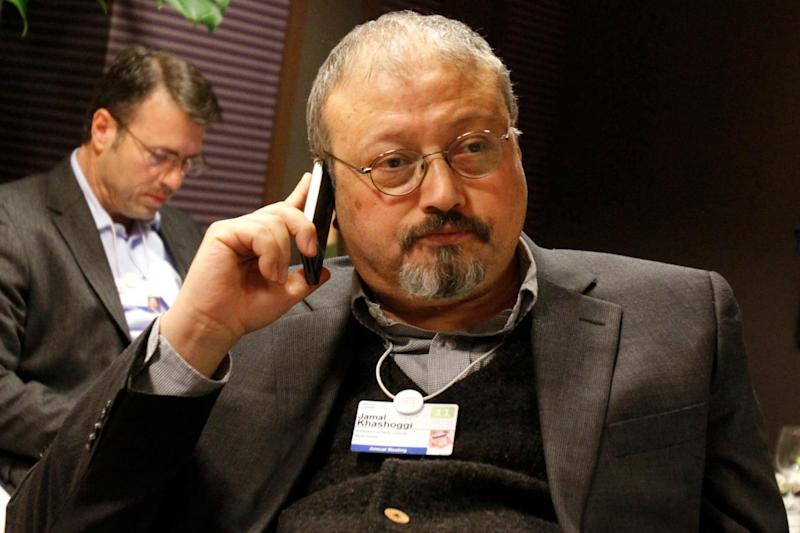 Jamal Khashoggi was a columnist for The Washington Post