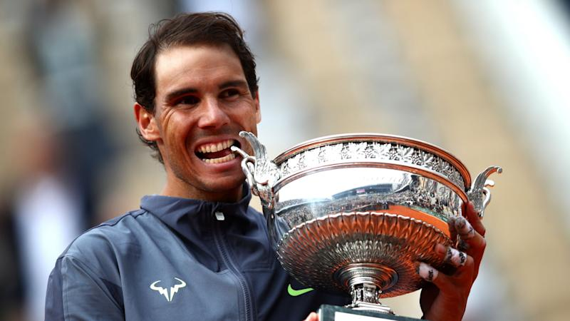 Nadal continues Roland Garros reign: Rafa's 12 French Open titles