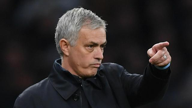 Jose Mourinho won the FA Cup with Chelsea in 2007 and would love to experience the same Wembley emotions with Tottenham this season.