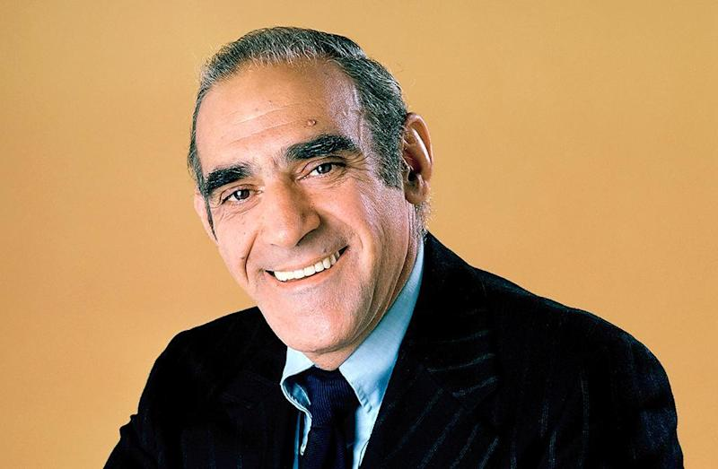 Abe Vigoda, sunken-eyed character actor, dead at 94