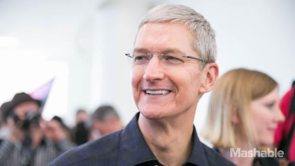 The <b>iPhone 8</b> event is Tim Cook's moment to make Apple his own