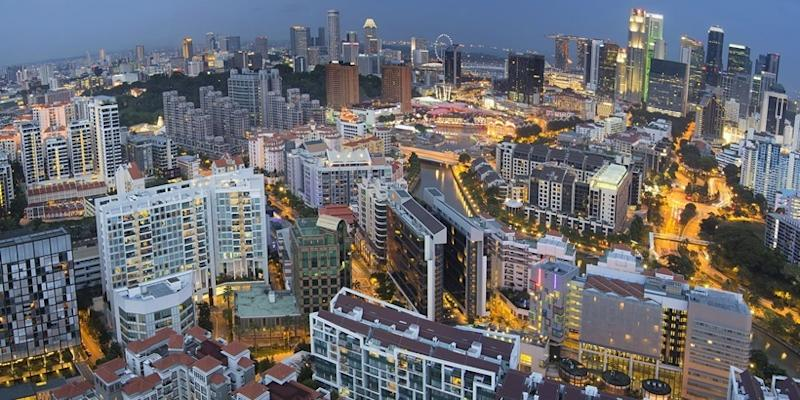 <p><img/></p>Analysts believe the four-year slump that has plagued Singapore's property market may have come to an end...