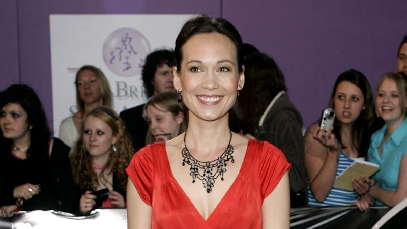 Leah Bracknell attends the British Soap Awards 2006 at BBC Television Centre Ii London. (Photo by Justin Goff\UK Press via Getty Images)