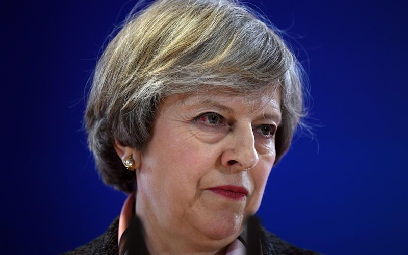 One in seven Conservative voters now say they are less likely to vote to return Theresa May's party to Government at the next election as a result of the Budget. - 2017 Getty Images