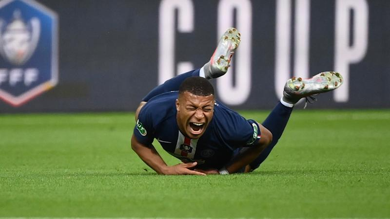 Mbappe will be missing Champions League quarter-final