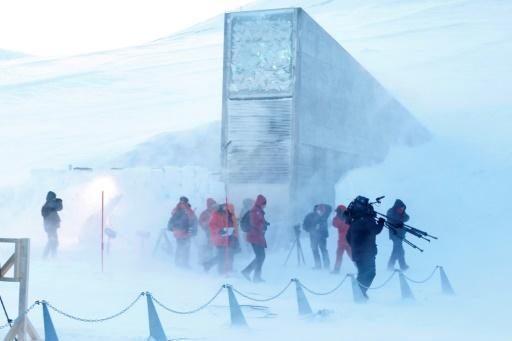 Norway to boost climate change defences of 'doomsday' seed vault