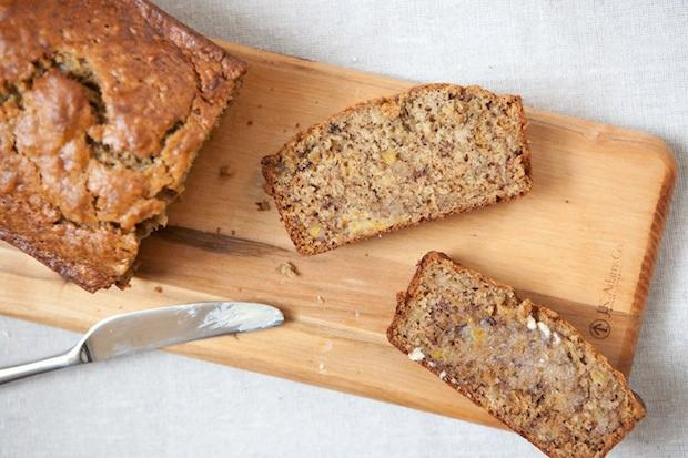 Banana bread from Food52