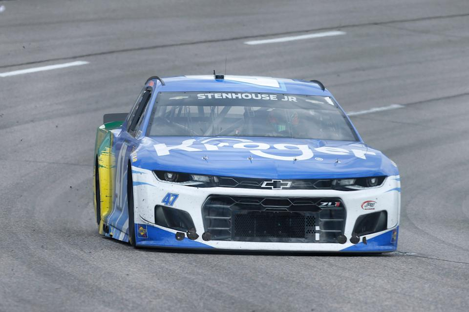Ricky Stenhouse Jr. conquered Daytona International Speedway during the 2017 summer race for his second career Cup Series win.