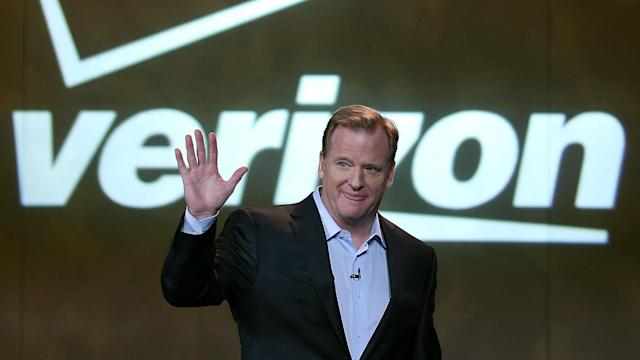 Verizon and the NFL have reached a new deal where people can stream all NFL games on Verizon-owned devices.